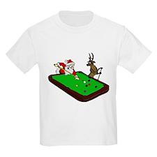 Santa and Rudolph T-Shirt