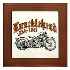 Knucklehead Framed Tile