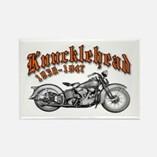 Knucklehead Rectangle Magnet