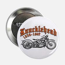 "Knucklehead 2.25"" Button"