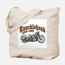 Knucklehead Tote Bag