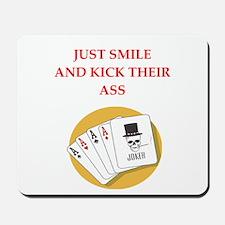 cards Mousepad