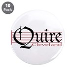 """Quire Cleveland 3.5"""" Button (10 Pack)"""
