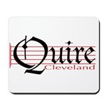 Quire Cleveland Mousepad