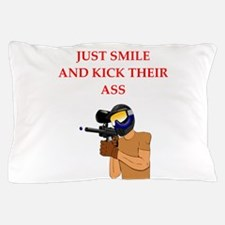 paintball Pillow Case
