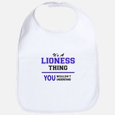 It's LIONESS thing, you wouldn't understand Bib