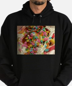 Cute Frozen food Hoodie (dark)