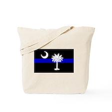 South Carolina Police Tote Bag