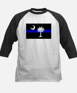 South Carolina Police Kids Baseball Jersey