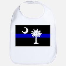 South Carolina Police Bib