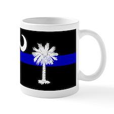 South Carolina Police Mug