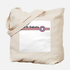 North Dakota Tote Bag