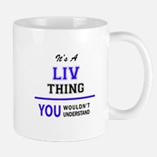 It's LIV thing, you wouldn't understand Mugs
