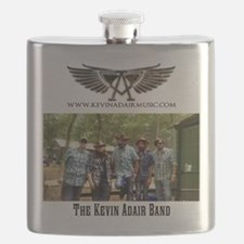 Kevin Adair Band Flask