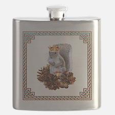 Unique Royalty Flask