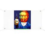 Absinthe Liquor Drink Banner