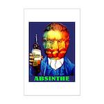Absinthe Liquor Drink Poster Print