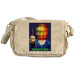 Absinthe Liquor Drink Messenger Bag