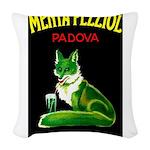 Menta Pezziol Padova Aperitif Liquor Woven Throw P