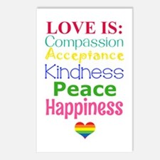 Love Is.... Postcards (Package of 8)