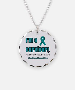 I'm a Survivor... Necklace