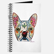 Boston Terrier Happy Doggy Journal