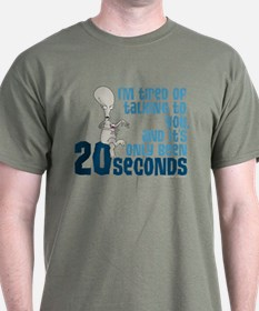 American Dad 20 Seconds T-Shirt