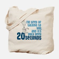 American Dad 20 Seconds Tote Bag