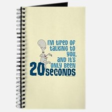 American Dad 20 Seconds Journal
