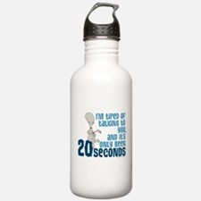 American Dad 20 Second Water Bottle