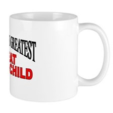 """The World's Greatest Great Grandchild"" Mug"