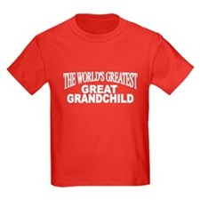"""The World's Greatest Great Grandchild"" T"
