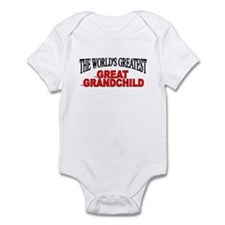 """The World's Greatest Great Grandchild"" Infant Bod"