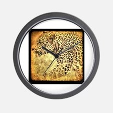 Funny Cats father Wall Clock