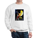 Paris La Nuit Ville des Folies Sweater
