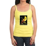 Paris La Nuit Ville des Folies Tank Top