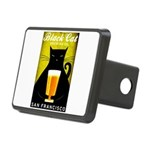 Black Cat Brewing Co. Rectangular Hitch Cover