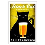 Black Cat Brewing Co. Poster