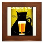 Black Cat Brewing Co. Framed Tile