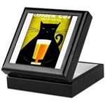 Black Cat Brewing Co. Keepsake Box