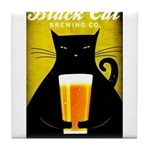 Black Cat Brewing Co. Tile Coaster