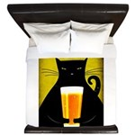 Black Cat Brewing Co. King Duvet