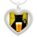 Black Cat Brewing Co. Necklaces
