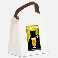 Black Cat Brewing Co. Canvas Lunch Bag