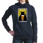 Black Cat Brewing Co. Women's Hooded Sweatshirt