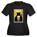 Black Cat Brewing Co. Plus Size T-Shirt