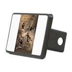 Absinthe Liquor Rectangular Hitch Cover