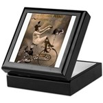 Absinthe Liquor Keepsake Box