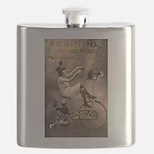 Absinthe Liquor Flask