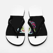ETBR Merchandise Logo Flip Flops